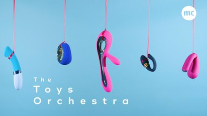 Marie Claire - A Toys Orchestra