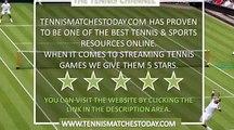Vasek Pospisil vs Henri Laaksonen Live Tennis Stream - ATP Washington D.C - Citi Open - 21:00 UK - 31st July