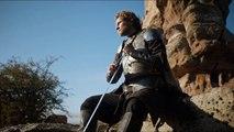 Game of Thrones : combat de Ned Stark devant la Tour de la Joie