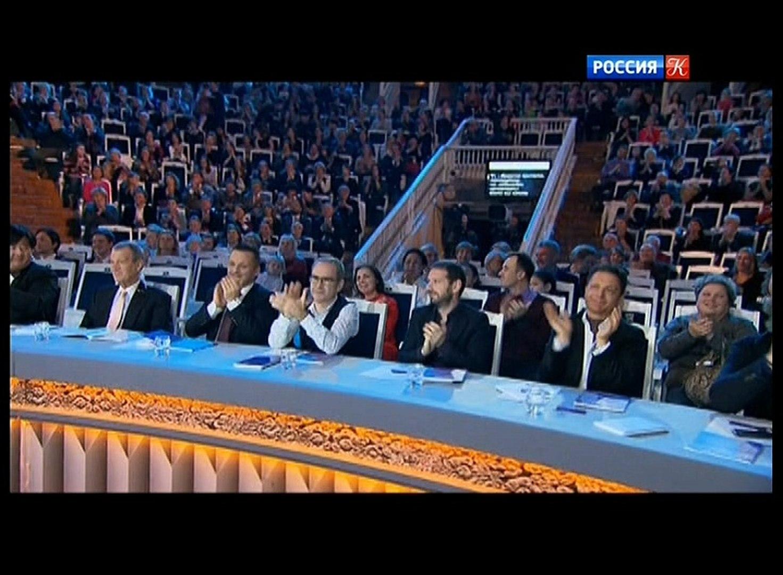 Иван Айвазовский и Анна Саркисова-Бурназян (2017)