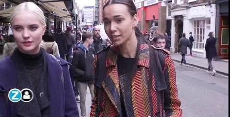 Hijab high fashion Muslim style at London Fashion Week