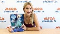 Gelé de la glace mat Princesse patinage Elsa Elsa monde magique de la patineuse de glace Disney