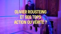 Olivier Rousteing et ses tops jouent à action ou vérité