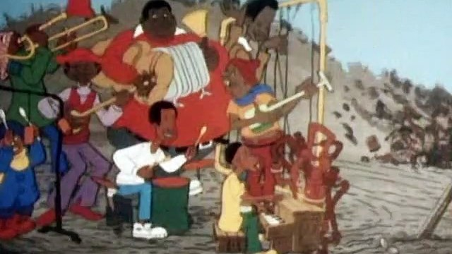 Fat Albert And The Cosby Kids S02E01
