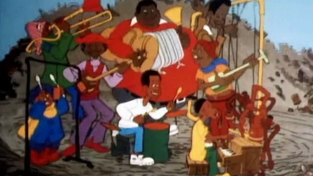 Fat Albert And The Cosby Kids S02E02