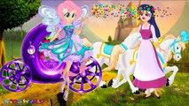 Beauté beauté Équestrie filles petit amour mon poney en train de dormir histoire se transforme avec Animation mlp