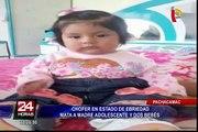 Chofer en estado de ebriedad acaba con la vida de madre y dos bebés en Pachacamac