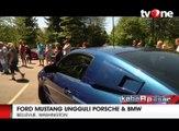Ford Mustang, Mobil Sport Terlaris di Dunia