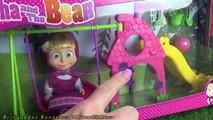 Et et ne dans aucun sur ou jouer Masha Masha Parc aux ours de poupée  