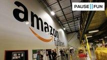 Dans les entrepôts du Futur d'Amazon