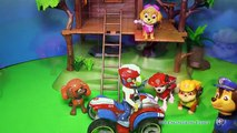 Ou parodie patrouille patte effrayant jouets traitement tour vidéo Nickelodeon Halloween