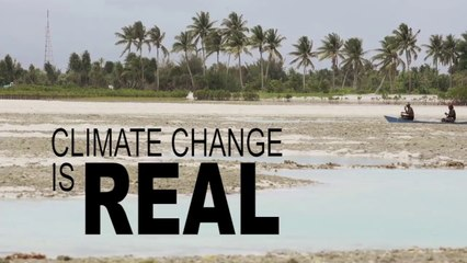 Trailer #2 - A DISASTER THAT NEVER GOES AWAY - Climate Change Interview with President Anote Tong