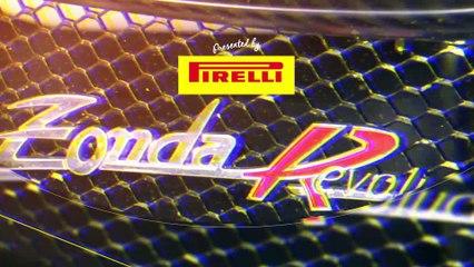 Pirelli Pagani Zonda R