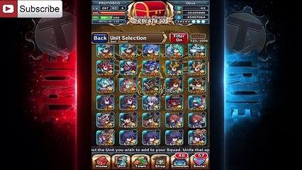 Rare Summons: 26 rare summons Final Fantasy Brave exvius Madness