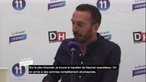 """Thomas Chatelle: """"Neymar, des montants à vomir !"""" - Le Grand Debrief"""