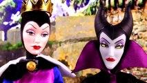 Et descendance mal gelé maléfique reine contre méchant avec monde Mal evie ben elsa hans