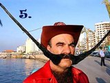 Top 10 Weird Beard Moustache