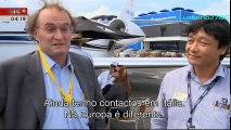 Toda a Verdade - Aviões Privados, Tráfico nas alturas
