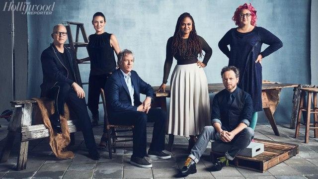 Watch THR's Full Drama Showrunner Roundtable with Ava DuVernay, Lisa Joy, Noah Hawley, Ryan Murphy, Jenji Kohan and David E. Kelley