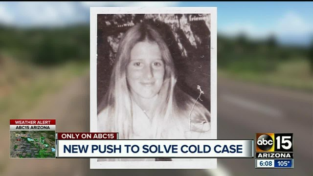 Cold case near Payson reopens 38 years after death