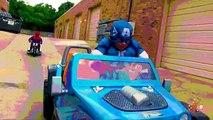 Y gato gato gato hola hola hola ¡hola ¡hola bote poco coca poder eliminar hombre araña superhéroes el ruedas 18 vs elsa