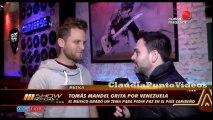 """Música. Entrevistas: """"Gastón Goncalves"""", """"Tomás Mendel"""" y """"Benja Amadeo"""""""