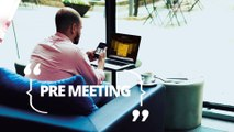 Multi Touch Meeting Management Solutions   Learn How To Run Effective Meetings   Meeting Wall