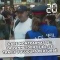 Gare Montparnasse: La panne identifiée, le trafic toujours perturbé