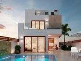380 000 Euros : Gagner en soleil Espagne : Superbe villa moderne : Vos meilleures idées en bord de mer ?