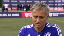 Jose Mourinho - We need to be much better to defend our title
