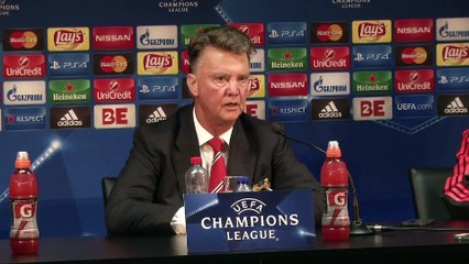 Manchester United achieving their goals - Louis Van Gaal
