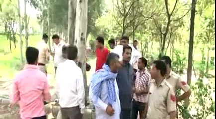 Couple's bodies found in two trunks near Sonepat - Haryana