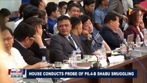 House conducts probe of P6.4-B Shabu smuggling