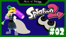 Splatoon 2| #02| Eine Ein Squid Armee gegen die Oktarianer |(German)