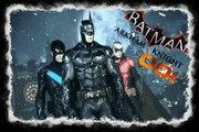 BATMAN - ARKHAM KNIGHT[#001] - Batman is Back! Let's Play Batman - Arkham Knight