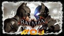 BATMAN - ARKHAM KNIGHT[#003] - Besuch vom Arkham Knight! Let's Play Batman - Arkham Knight