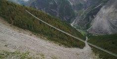 Voici à quoi ressemble la plus longue passerelle suspendue du monde