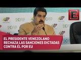 Estás con Trump o estás con Venezuela, advierte Maduro a líderes mundiales
