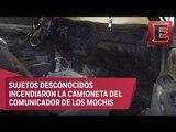 Periodista de Sinaloa denuncia atentado en su contra
