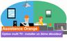 Assistance Orange - Option multi TV : installer un 2ème décodeur - Orange
