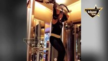Sonal Chauhan Hot Sexy Workout At Gym 2017 | Sonal Chauhan Workout Video | Bollywood Grand
