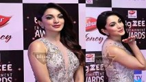 Kiara Advani Hot Sexy Wardrobe 2017 | Kiara Advani Hot Looks At Big Zee Entertainment Awards 2017 | Bollywood Grand