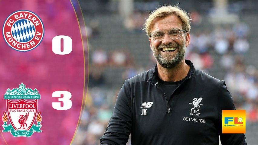 [SHOCK] Bayern Munich vs Liverpool 0-3 - All Goals & Extended Highlights - Friendly 01-08-2017 HD
