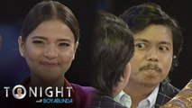 TWBA: Alessandra and Empoy faces the golden mirror