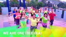 We Are One Ole Ola _ Zumba® Fitness with Gail _ Li