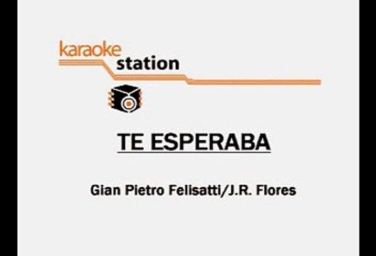 Alejandra Guzmán - Yo Te Esperaba(Karaoke)