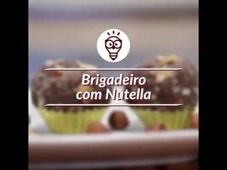 Fika Dika - Brigadeiro com Nutella
