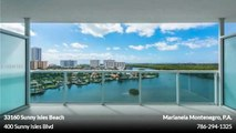 Condo For Sale: 400 Sunny Isles Blvd Sunny Isles Beach,  $969900