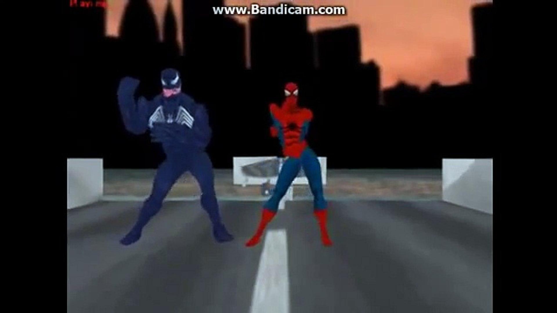 Spiderman do Gentleman (PSY Parody) ☆ 3D animated mashup parody