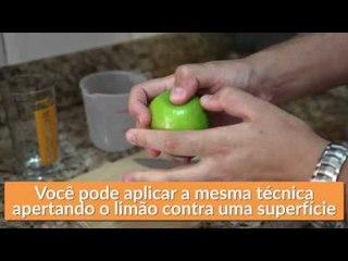 Fika Dika - Como espremer limão mais facilmente